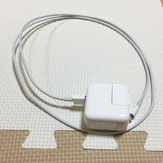 アップル(Apple)のiPhone充電器(バッテリー/充電器)