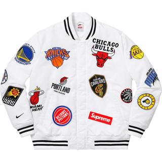 シュプリーム(Supreme)のsupreme NBA ジャケット(ナイロンジャケット)