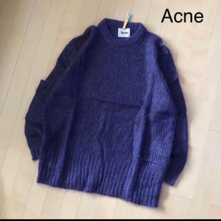 アクネ(ACNE)のアクネ ニットチュニック(ニット/セーター)