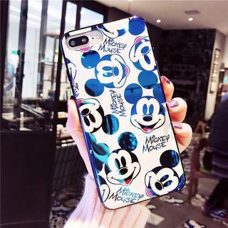 ディズニー(Disney)のミッキーマウス iPhoneケース ミニーちゃん iPhoneケース(iPhoneケース)
