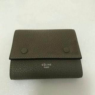 セリーヌ(celine)のCELINE セリーヌ  折財布(折り財布)
