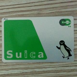 スイカカード Suica(鉄道)