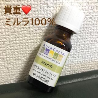 【ミルラ 100%】貴重! ミルラ ( 没薬 ) エッセンシャルオイル(エッセンシャルオイル(精油))