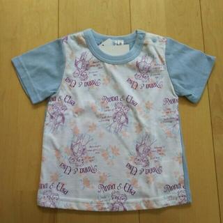 アナトユキノジョオウ(アナと雪の女王)のアナと雪の女王 Tシャツ(Tシャツ)
