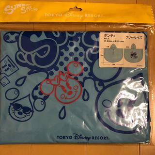 ディズニー(Disney)のお値下げ❗️新品未使用‼️ ディズニー レインポンチョ(ポンチョ)