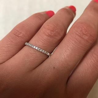 ティファニー(Tiffany & Co.)のダイア 18kリング(リング(指輪))