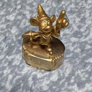 ディズニー(Disney)のJCB ディズニーゴールドカード ペーパーウェイト(キャラクターグッズ)