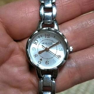 ミッシェルクラン(MICHEL KLEIN)のミッシェルクラン 腕時計 【⚠️部品紛失のため繋がっていません】(腕時計)