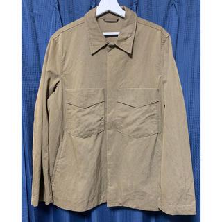 アクネ(ACNE)のacne studios 定価6万円程 オーバーサイズシャツブルゾン 18ss(ブルゾン)