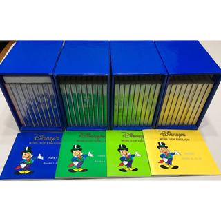 Disney -  DWE★ほぼ未開封★CD36枚 メインプログラム ステップバイステップ