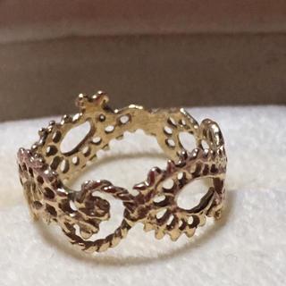 カオル(KAORU)のKAORU K10 スワトウリング カオル 指輪(リング(指輪))