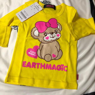 アースマジック(EARTHMAGIC)の13.【売り切りたい】新品マフィーロンT(Tシャツ/カットソー)