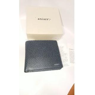 アニアリ(aniary)のアニアリ 折財布(折り財布)