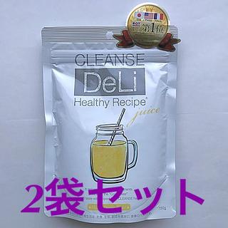 値下げ 新品 クレンズデリ マンゴーオレンジミックス 2袋 ダイエットに(ダイエット食品)