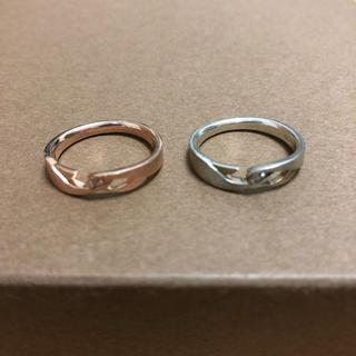 UZU シルバーリング2点セット(リング(指輪))