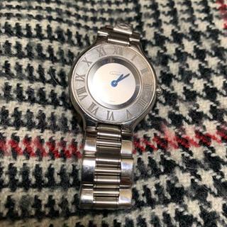 カルティエ(Cartier)のカルチェ マスト21  腕時計(腕時計)