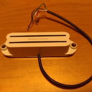 Seymour Duncun SHR1N Hot Rails neck(パーツ)