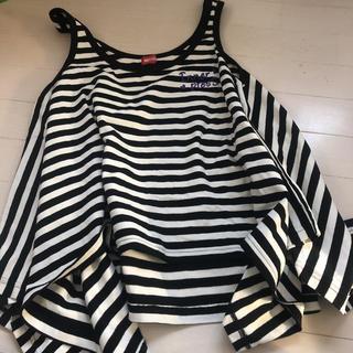 インナープレス(INNER PRESS)の子供服 ♡ インナープレス 160cm トップス(Tシャツ/カットソー)