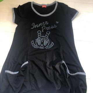 インナープレス(INNER PRESS)の子供服 ♡ インナープレス 160cm チュニック丈 トップス(Tシャツ/カットソー)