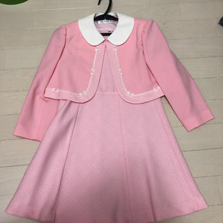 美品 ♡ Ma☆Marie☆J フォーマル ワンピース 120cm(ドレス/フォーマル)