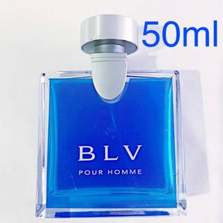 ブルガリ(BVLGARI)の⭐︎人気商品⭐︎BVLGARI ブルガリブループールオム EDT SP 50ml(香水(男性用))