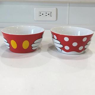 Disney - 新品*ミッキー&ミニーお皿