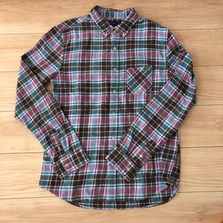 アーバンリサーチ(URBAN RESEARCH)のアーバンリサーチ チェック ネルシャツ(シャツ)