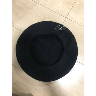 ベレー帽 リングベレー帽(ハンチング/ベレー帽)