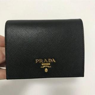 プラダ(PRADA)のPrada プラダ 折り財布(折り財布)