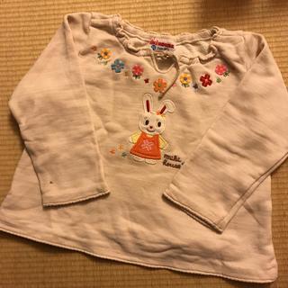 ミキハウス(mikihouse)のミキハウス トップス90(Tシャツ/カットソー)