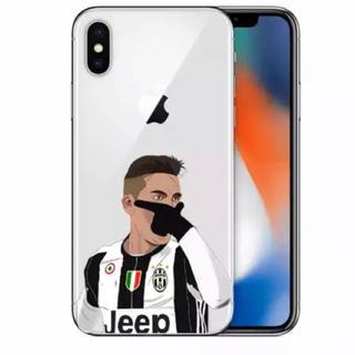 iPhoneケース ディバラ ユベントス サッカー