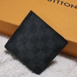 ルイヴィトン(LOUIS VUITTON)のヴィトン お財布 グラフィット(折り財布)