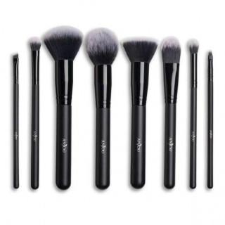 メイクブラシ 8本セット 化粧筆 フェイスブラシ 高級タクロン コスメ(コフレ/メイクアップセット)
