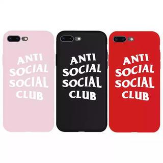 ANTI - アンチソーシャルソーシャルクラブ☆アイフォンケース