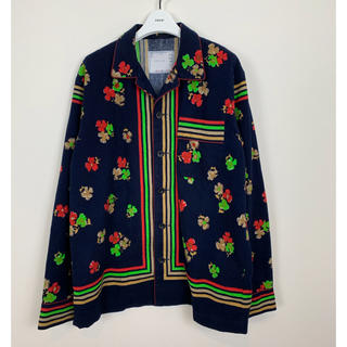 サカイ(sacai)のK&さま専用 17aw sacai サカイ オープンカラーシャツ シャツ(シャツ)