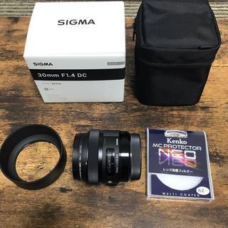 シグマ(SIGMA)の新古品!SIGMA 30mm F1.4 DC for CANON(レンズ(単焦点))