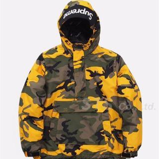 シュプリーム(Supreme)のSupreme Hooded Logo Half Zip Pullover(ナイロンジャケット)