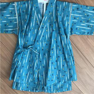 ユニクロ(UNIQLO)の新品 甚平 110(Tシャツ/カットソー)
