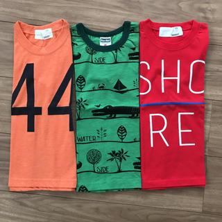 ユニクロ(UNIQLO)の新品 Tシャツ 110(Tシャツ/カットソー)