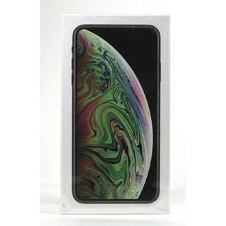iPhoneXS 256gb au スペースグレー(スマートフォン本体)