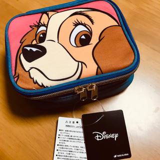 ディズニー(Disney)のディズニー わんわん物語💛ポーチ(ポーチ)
