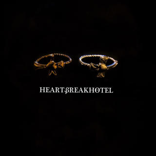 ♱ Vintage Cross Heart ring(リング(指輪))