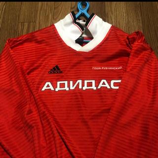 アディダス(adidas)の激レア gosha rubchinskiy(Tシャツ/カットソー(半袖/袖なし))