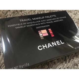 シャネル(CHANEL)のCHANELメイクアップパレット(コフレ/メイクアップセット)