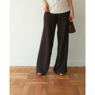 TODAYFUL - linen knit pants 38