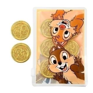 Disney - チョコレート チップ&デール コイン型 ピトッ