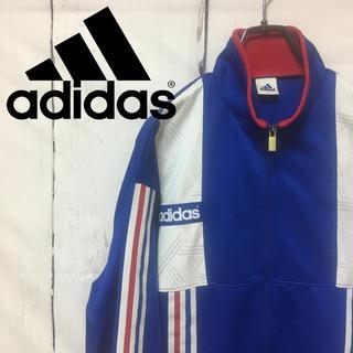 アディダス(adidas)の【激レア】90s adidas/アディダス 古着ジャージ ビッグシルエット(ジャージ)