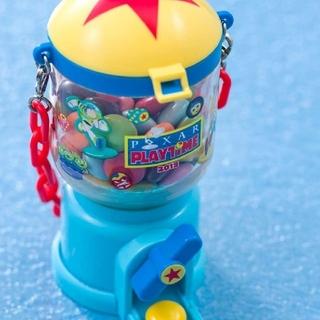 Disney - タグ付き ピクサープレイタイム ディズニー 35周年 ミニスナックケース 未使用