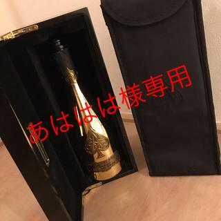 アルマンドバジ(Armand Basi)のアルマンドゴールド 空瓶(シャンパン/スパークリングワイン)