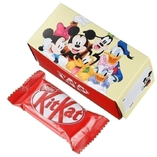 Disney - キットカット(R) ミッキー&フレンズ プチボックス